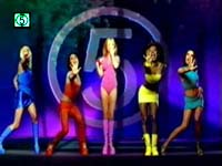 The Spice Girls launch Channel 5 (8K)
